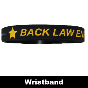 088B: BACK LAW ENFORCEMENT
