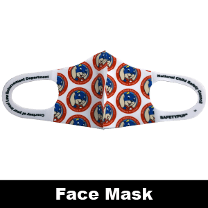 094: Large NCSC Logo Mask