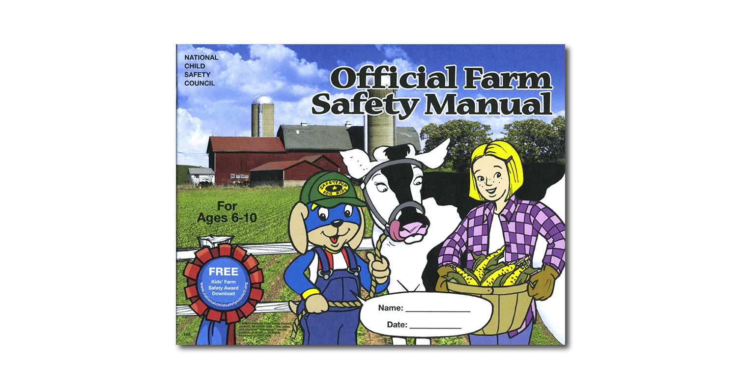 166: Official Farm Safety Manual