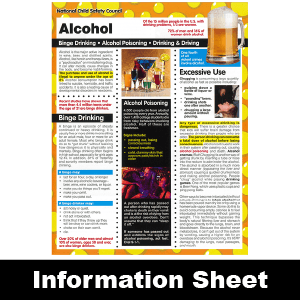 276: Alcohol Information Sheet