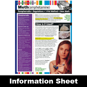 278: Meth Information Sheet