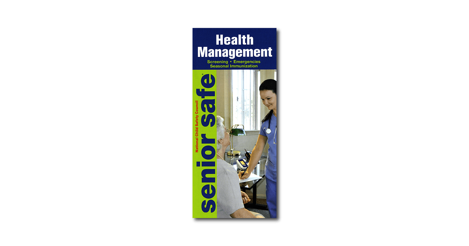 5703: Senior Safe Health Management