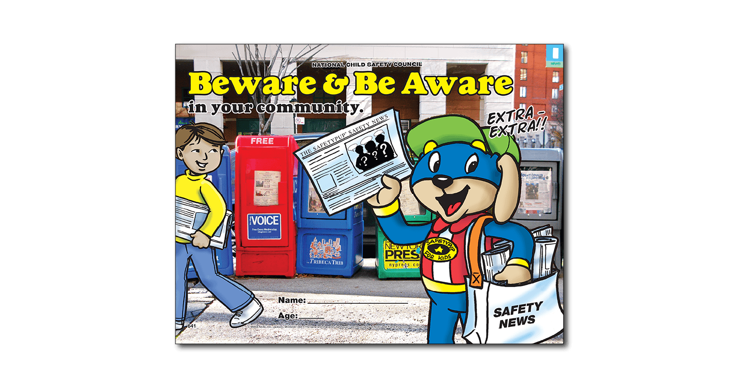 641: Beware & Be Aware in Your Community