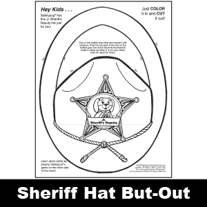 695: The Sheriff's Deputy Hat
