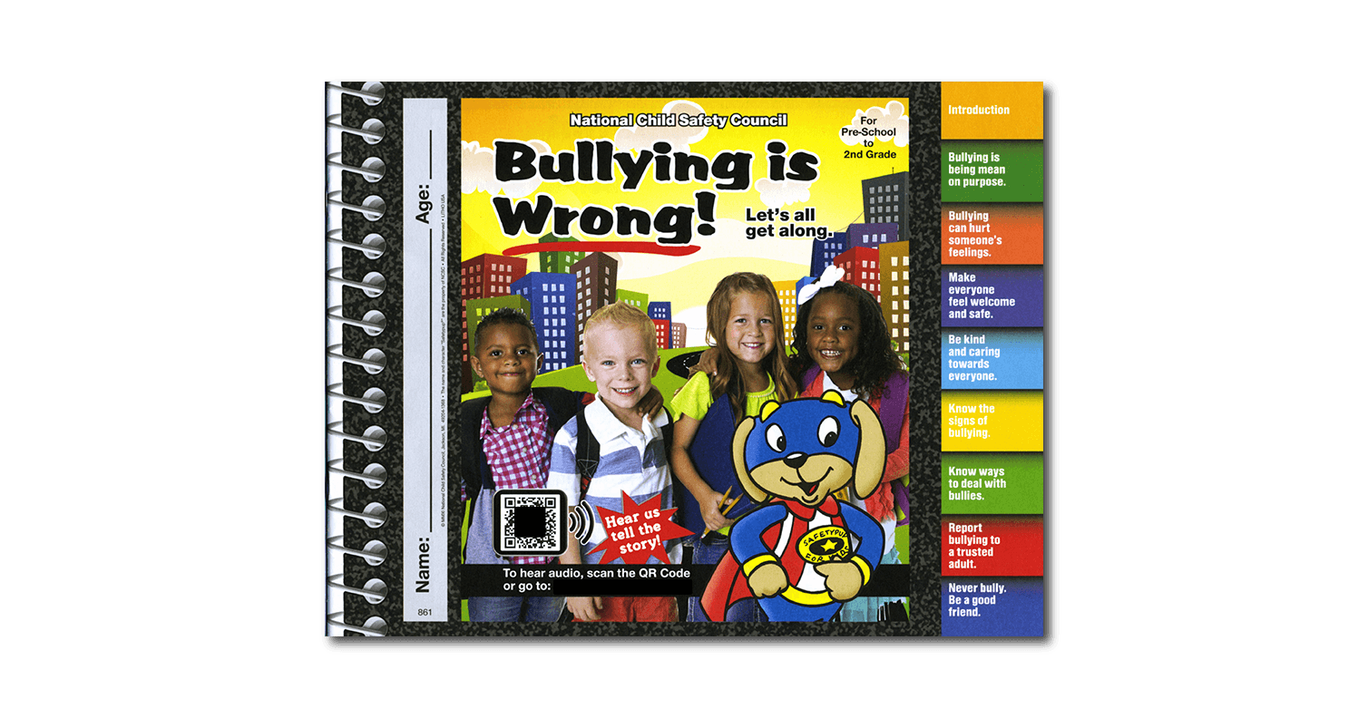861: Bullying is Wrong! Let's All Get Along