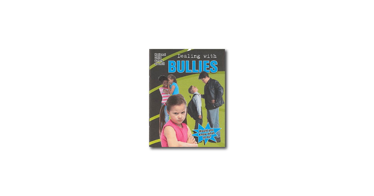 873: Dealing with Bullies Mini-book